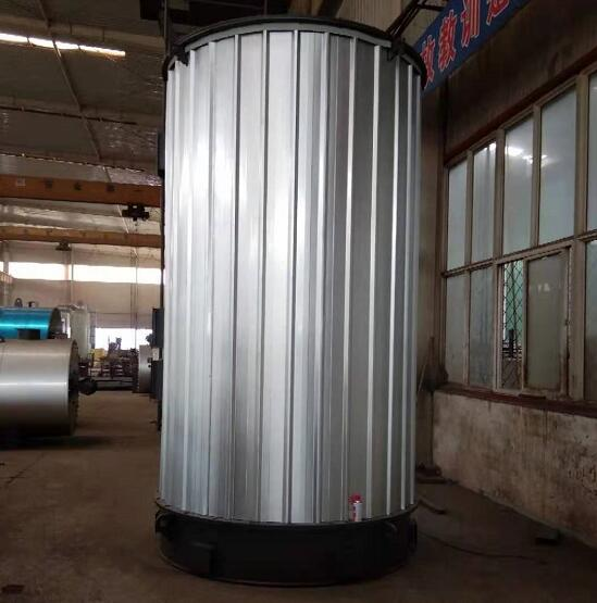 120万大卡立式导热油锅炉