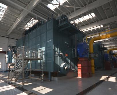 燃气超低氮蒸汽锅炉