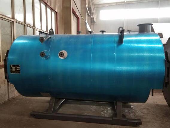 1吨燃油燃气蒸汽锅炉