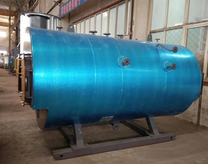 1吨的燃油燃气蒸汽锅炉